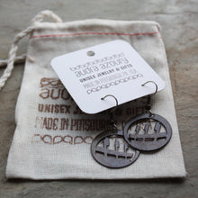 Load image into Gallery viewer, Pittsburgh Earrings | Baseball Park by Audra Azoury