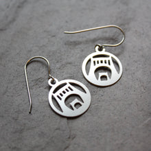 Load image into Gallery viewer, Mini-Bridge Earrings by Audra Azoury
