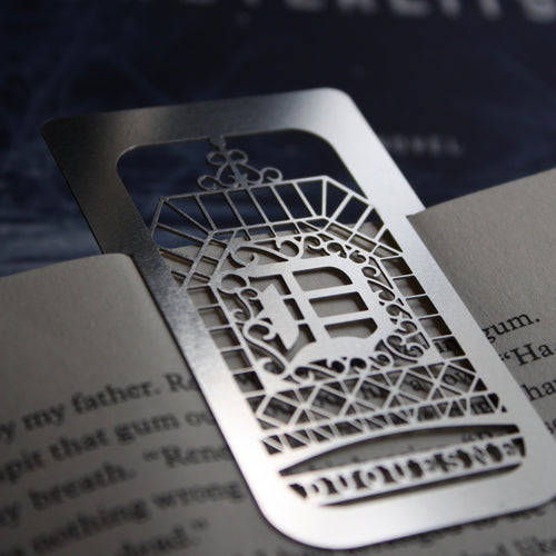 Pittsburgh Bookmark | Duquesne by Pittsburgh designer Audra Azoury