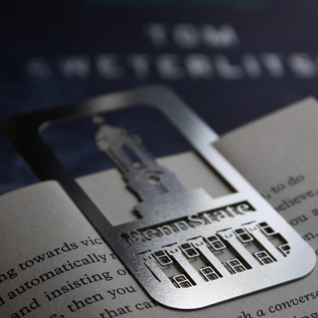 Penn State PA clip-on bookmark by Pittsburgh designer Audra Azoury