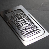 Pittsburgh clip-on Bookmark | Duquesne by Pittsburgh designer Audra Azoury