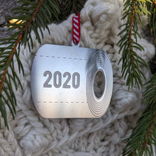Load image into Gallery viewer, 2020 - Toilet Paper Ornament