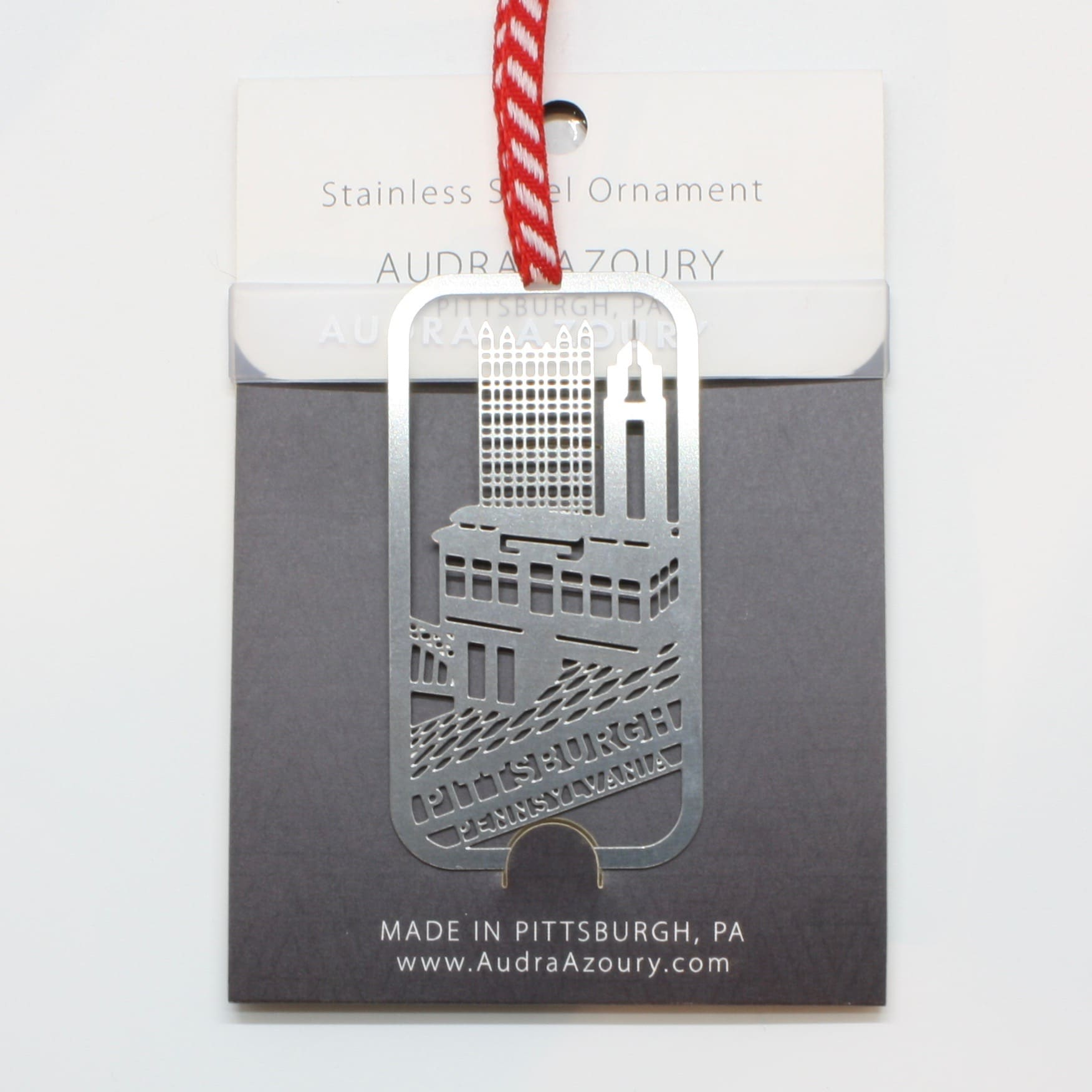Pittsburgh Ornament | Duquesne Incline