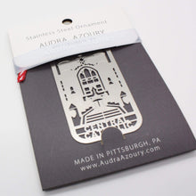 Load image into Gallery viewer, Pittsburgh Ornament | Central Catholic High School Oakland