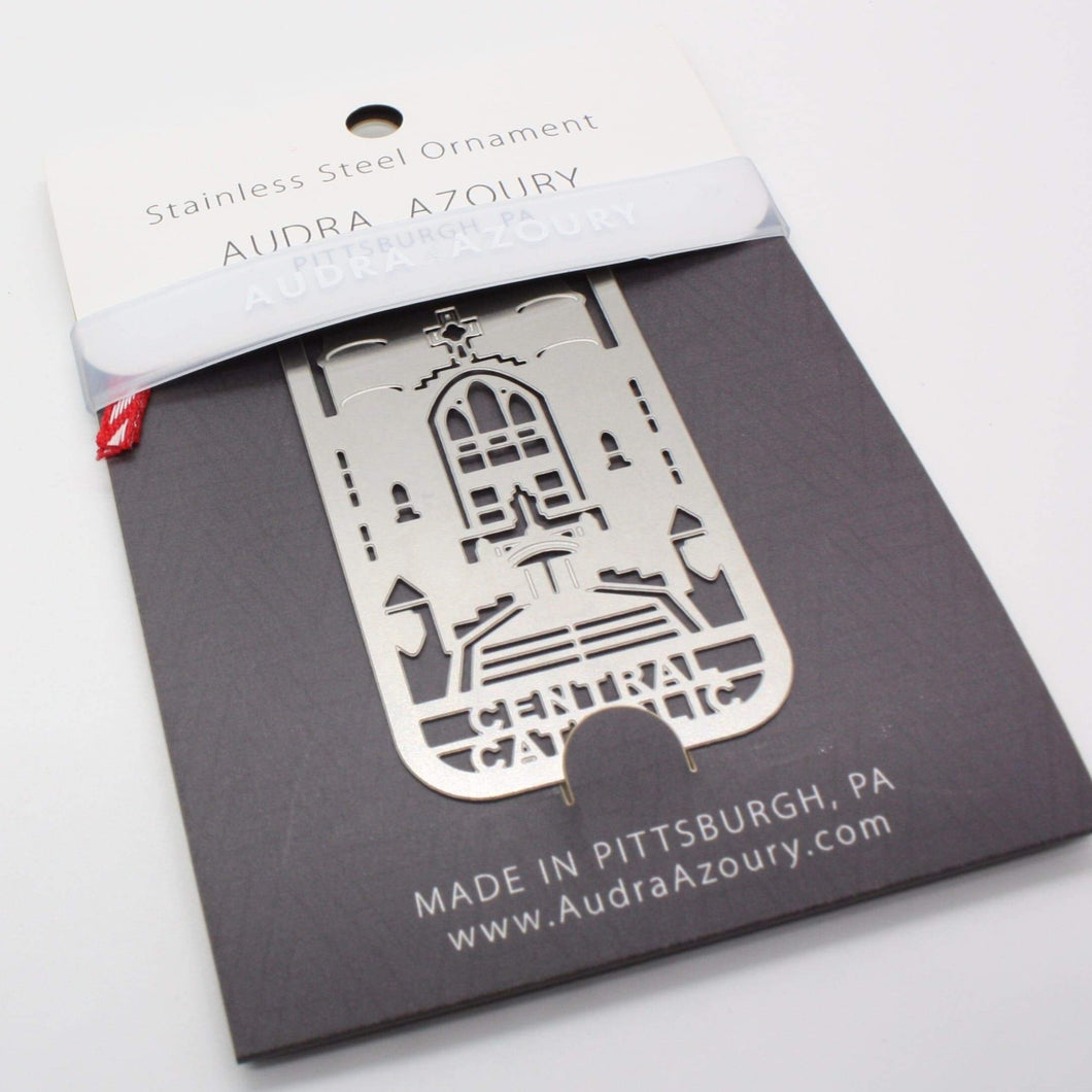 Pittsburgh Ornament | Central Catholic High School Oakland