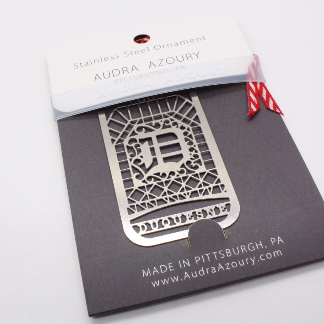 Pittsburgh Ornament | Duquesne D