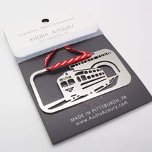 Load image into Gallery viewer, Pittsburgh Ornament | Trolley