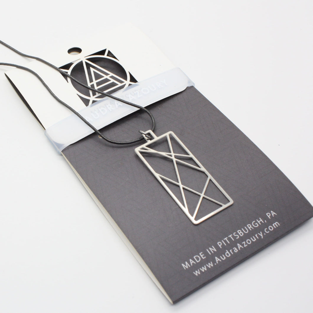 Criss-Cross Necklace