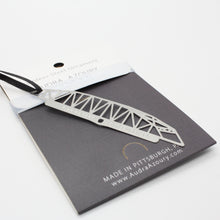 Load image into Gallery viewer, Pittsburgh Bridge Ornament | Fleming Park