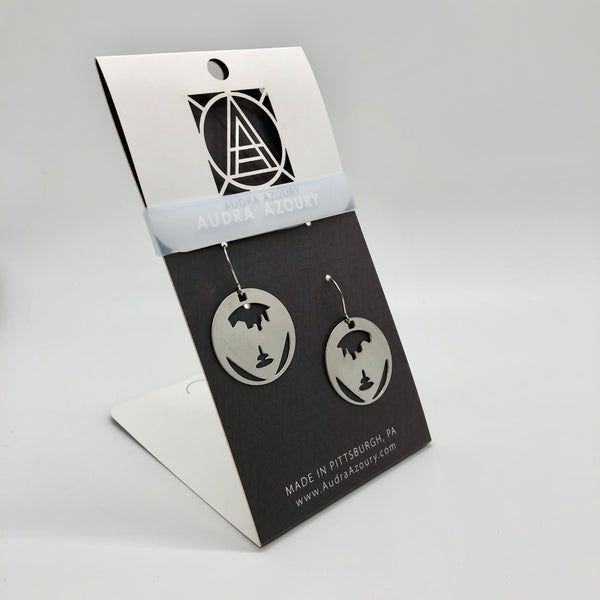 Pittsburgh Earrings | Point State Park