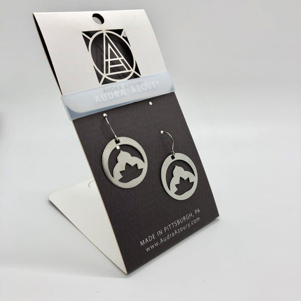 Pittsburgh Earrings | Phipps