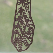 Load image into Gallery viewer, Copper Suncatcher | Fern by Audra Azoury