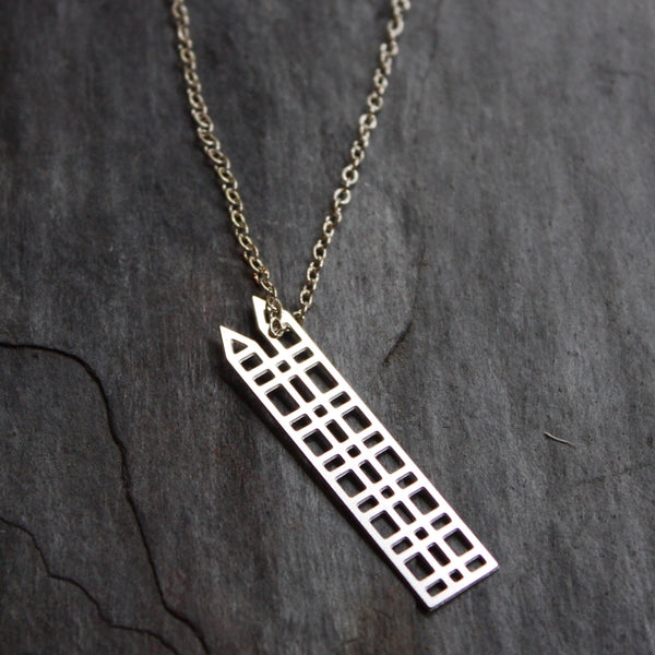 Pittsburgh Necklace | PPG Inspired