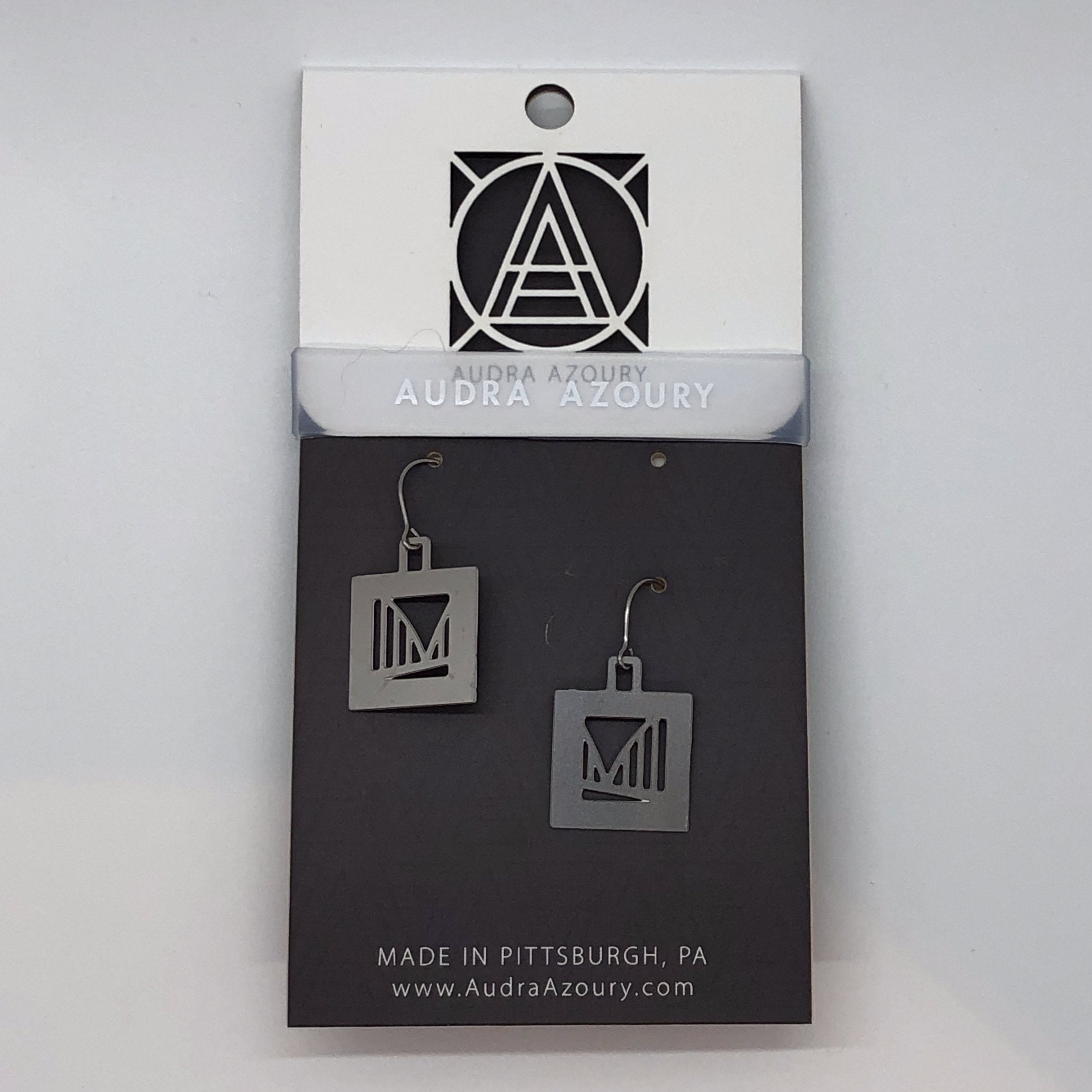 Bridge Earrings | Arched Bridge