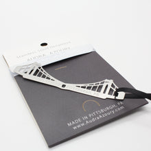 Load image into Gallery viewer, Pittsburgh Bridge Ornament | Rachel Carson  Bridge