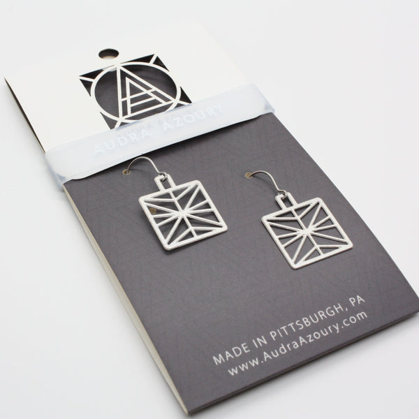 Star Tower Earrings