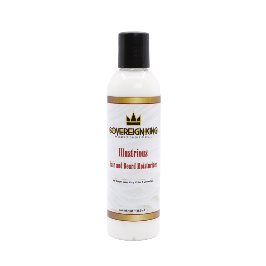 Men's Illustrious Beard and Hair Moisturizer