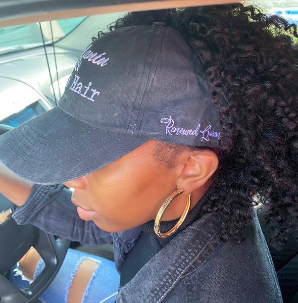 Melanin & Good Hair Hat