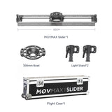 Movmax Slider for Professional Cinematographer