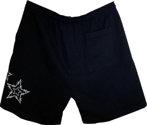 Barbwire Star Shorts