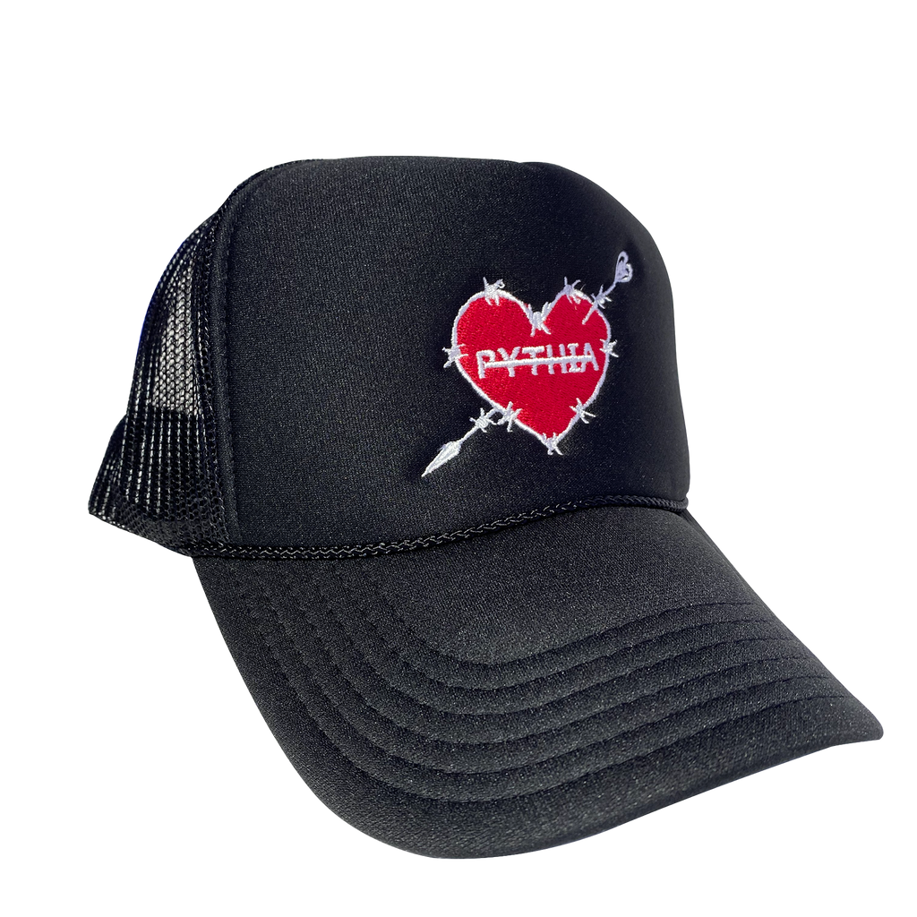 Barbed Heart Trucker Hat's
