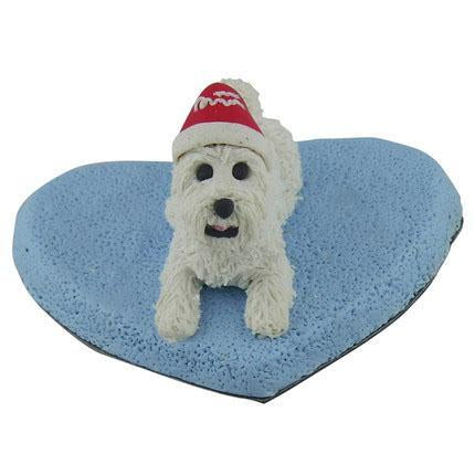 AU Sales-Custom Bichon Pet Bobbleheads
