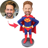 AU Sales-Custom Superhero Popular Bobbleheads