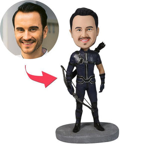 AU Sales-Custom Hawkeye Bobbleheads