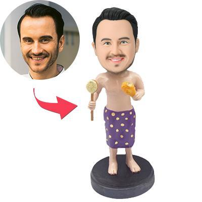 AU Sales-Custom Enjoyment  Bobbleheads