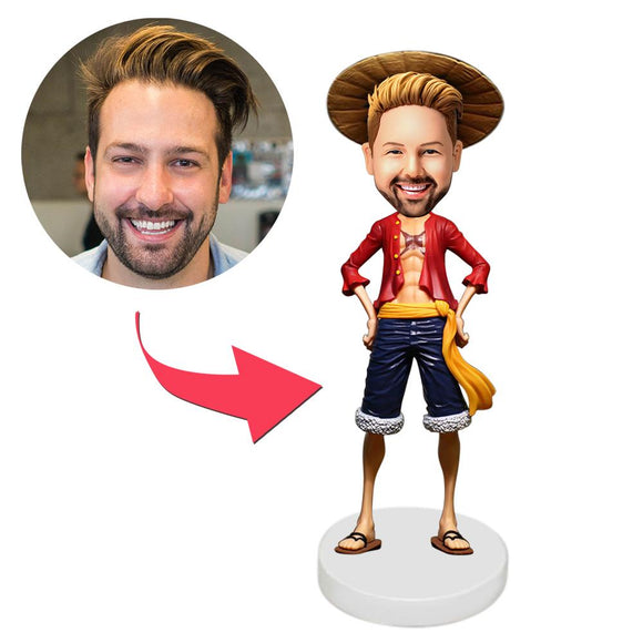 AU Sales-Custom Luffy Bobbleheads