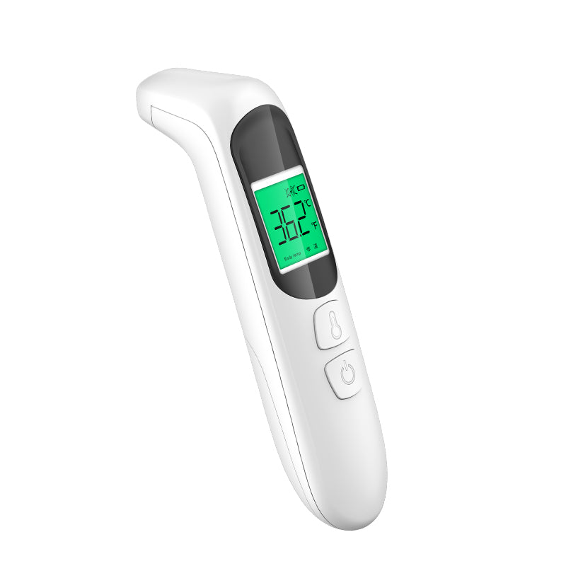 LCD Digital Infrared Forehead Thermometer Non-Contact Digital Medical Thermometer
