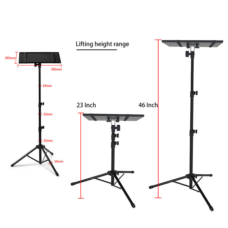 Metal Laptop Tripod Stand
