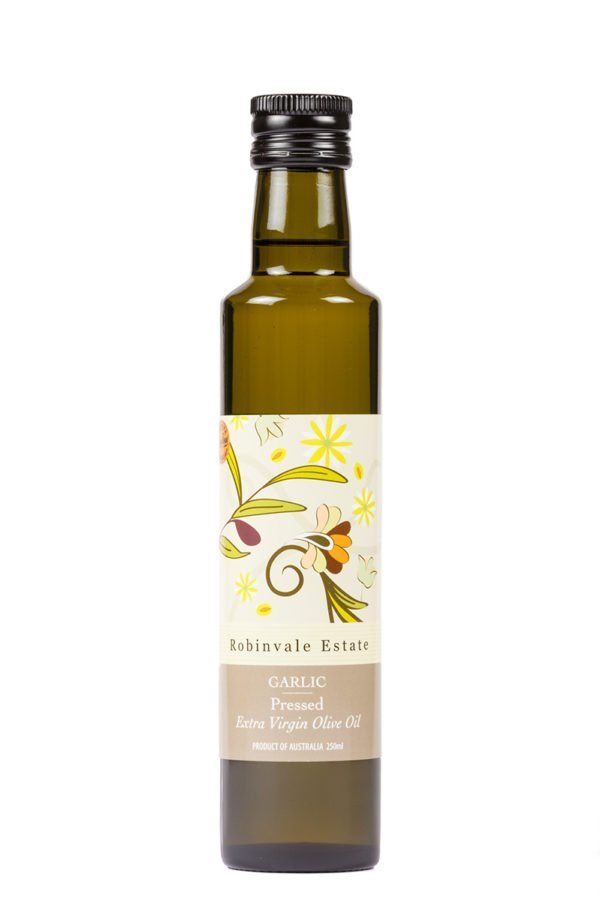 Garlic Infused Olive Oil 250ml
