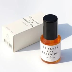 Beard Oil & Cologne by Dr Sleek Lab