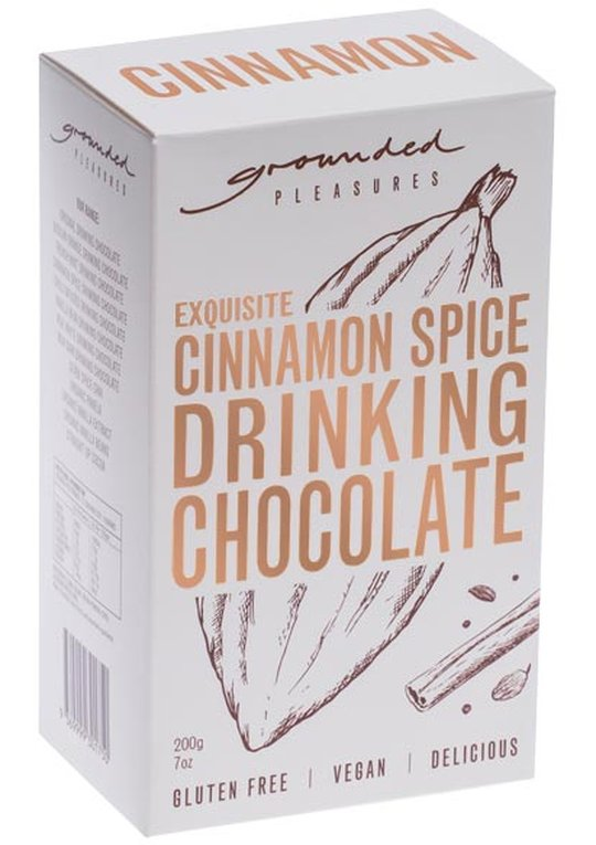Cinnamon Spice Drinking Chocolate 200g