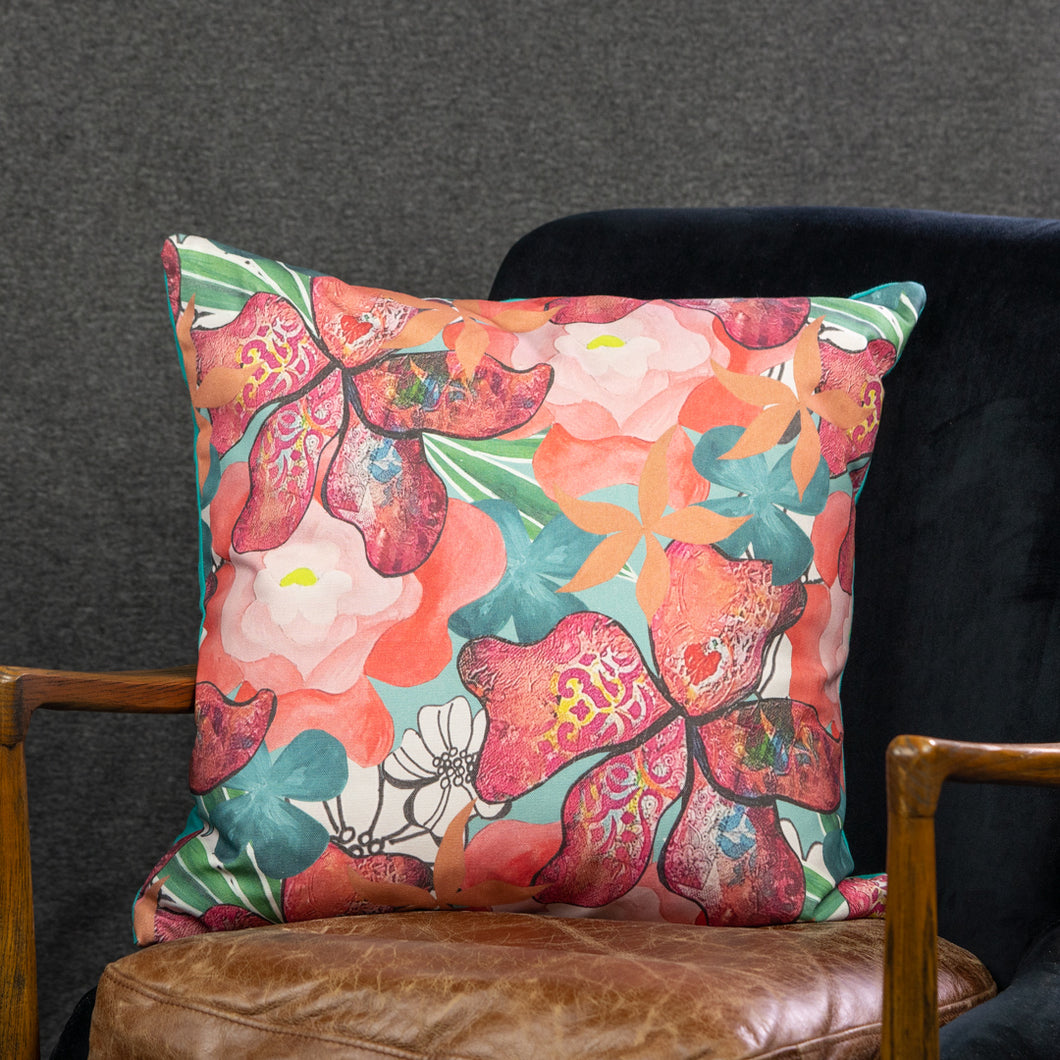 Peachy Love Cushion
