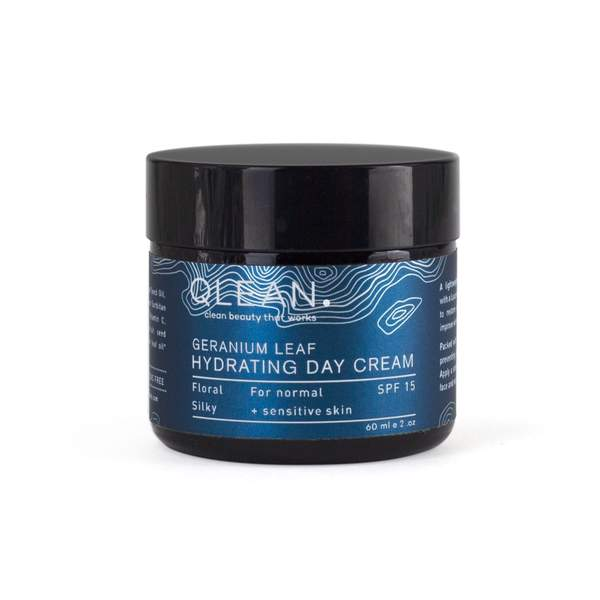Hydrating Day Cream with SPF15+ 60ml
