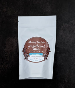 Gingerbread Men Cookie Mix 270g