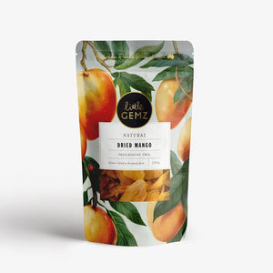 Little Gemz Natural Dried Mango