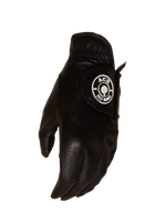 Players Leather Glove Black