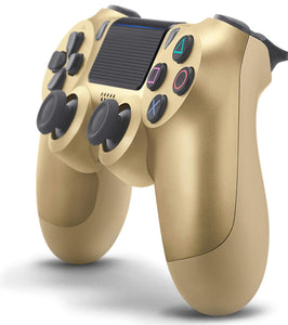 DualShocks 4 Wireless Controller for PlayStation 4 - Gold