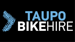 taupo bike hire logo