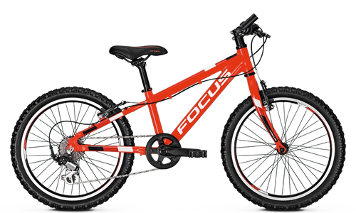 A red Kids bikes | Hire kids bikes from Taupo Bike Hire