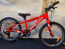 Load image into Gallery viewer, A red Kids bikes | Hire kids bikes from Taupo Bike Hire