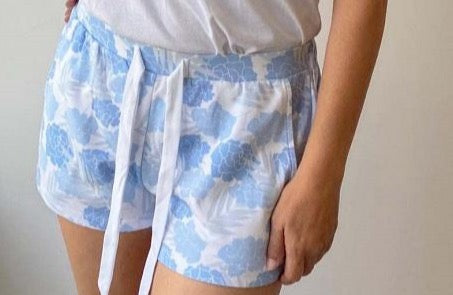 Short estampado 100% PIMA