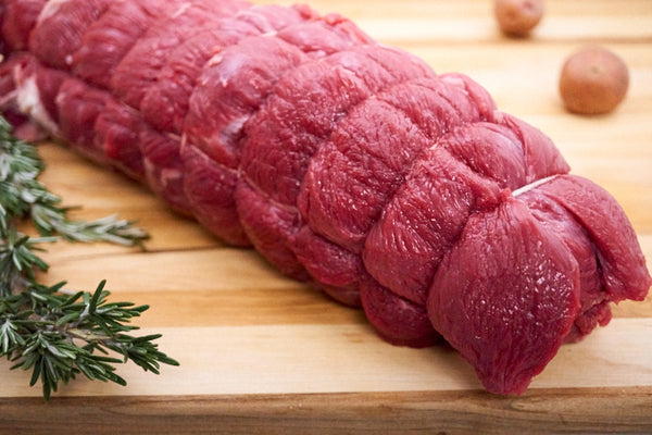 Black Angus 2nd Filet Roast 2.5KG - (49.99/KG)