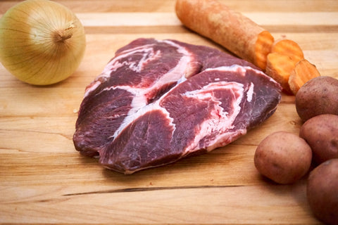 Black Angus Cheek Meat - Frozen - (69.99/KG)