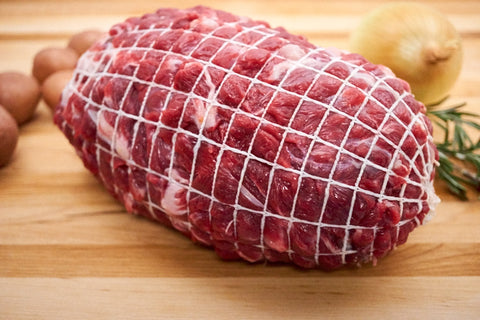 Chuck Roast ($34.99/kg) NOW ($27.99/kg)