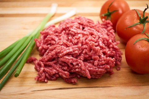 Black Angus Ground Beef - Frozen - (34.99/KG)