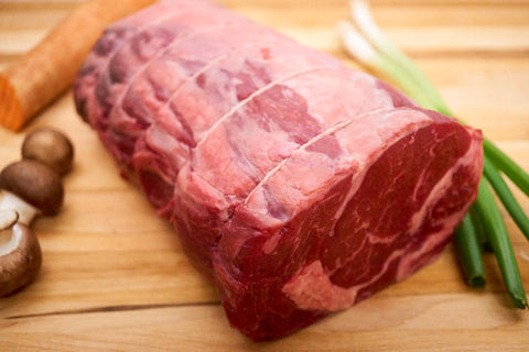 Boneless Rib Eye Roast - 4KG ($69.99/kg) - Now(59.99/KG)